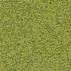 DB0262 Opaque Chartreuse Luster X 5 gr * Delicas Miyuki 11/0