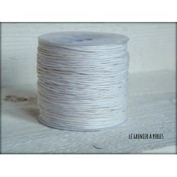 Coton Ciré Blanc