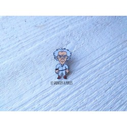 Pin's Les personnages vintage de notre enfance * Pin's personnages dessins animés 80's - 90's séries films