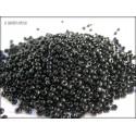 Rocailles MIYUKI 15/0 BLACK ( 401 )