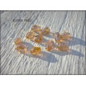 Gouttes 5 x 2 mm Light Topaz AB X 25