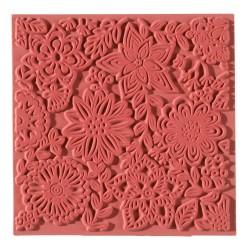"""Plaque de texture """" Blossoms """" CERNIT"""