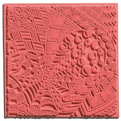 "Plaque de texture ""Dreams"" CERNIT"
