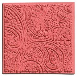 """Plaque de texture """"Paisley"""" CERNIT"""