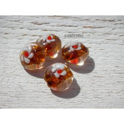 Perle palet Bombé 16 mm