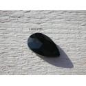 Perle Goutte 22 x 12 mm Black