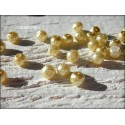 Perles Rondes 3 - 4 - 6 mm