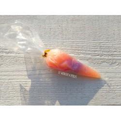 Fausse chantilly Orange Pailleté * 40 grammes