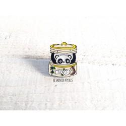 Pin's Panda Surprise