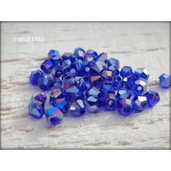 Toupies 4 mm Cobalt AB X 50