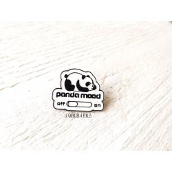 Pin's Panda Mood * Pin's en émail