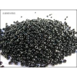 Rocailles MIYUKI 11/0 Black ( 0401 )
